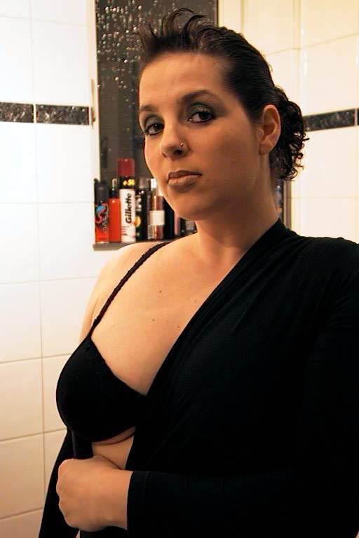 alleinerziehende Mutter will Sex haben